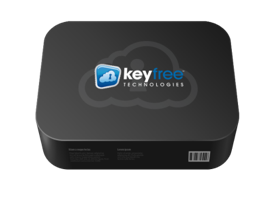 Keyfree in-car device